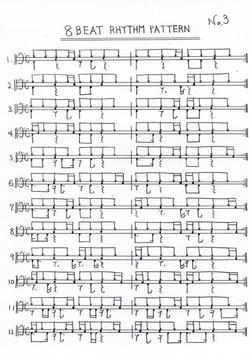 8Beatの練習03