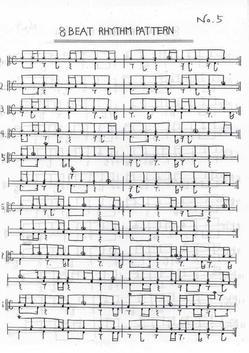 8Beatの練習05