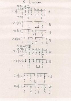 楽譜資料の一例03